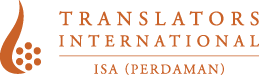 Translators International Perdaman